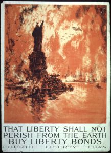 That Liberty Shall Not Perish From The Earth