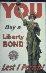 YOU Buy a Liberty Bond. Lest I Perish