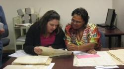 Teachers study records