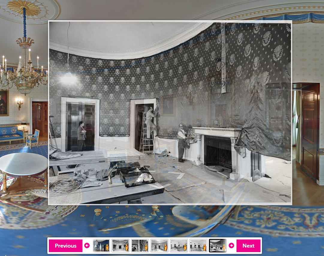 Inside The White House On Historypin Education Updates