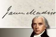 Image of James Madison from the Founders Online Website