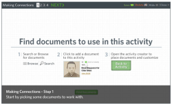 Find documents to use in this activity