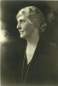 Portrait of Lou Henry Hoover