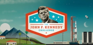 JFK Challenge launched by the JFK Presidential Library