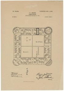 Gameboard Patent