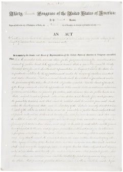 Morrill Act