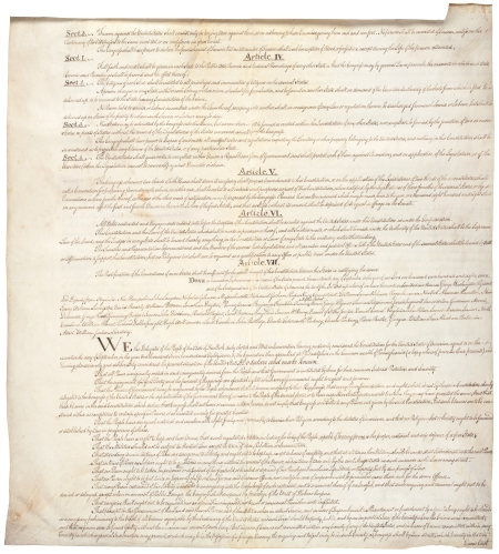 New York's Ratification of the Constitution with Proposed Amendments (page 3)
